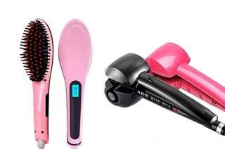 Automatic Hair Curler
