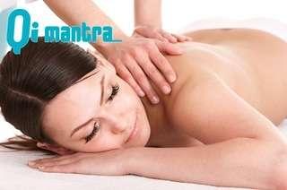 3 Outlets: Qi Mantra Signature Massage