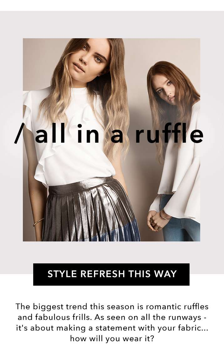 Style Refresh This Way