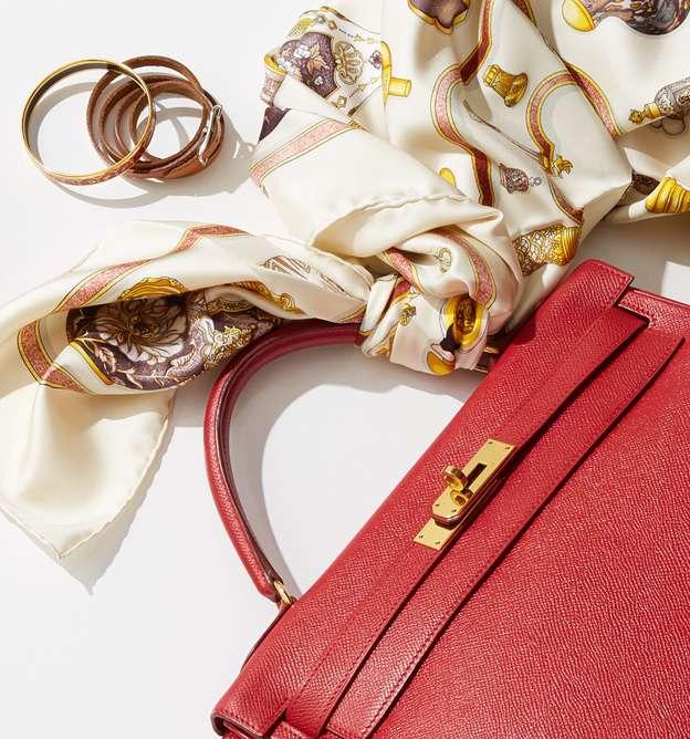Vintage Hermès Handbags & More