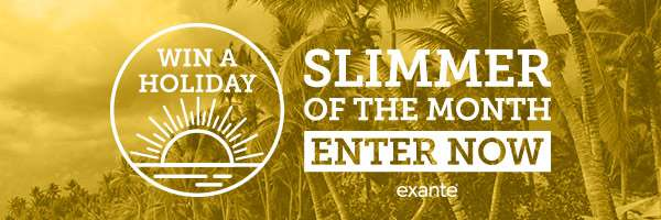 SLIMMER OF THE MONTH