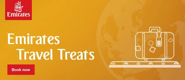 Emirates Travel Treats