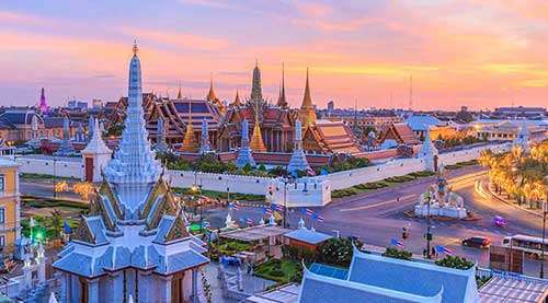 Search hotels in Thailand