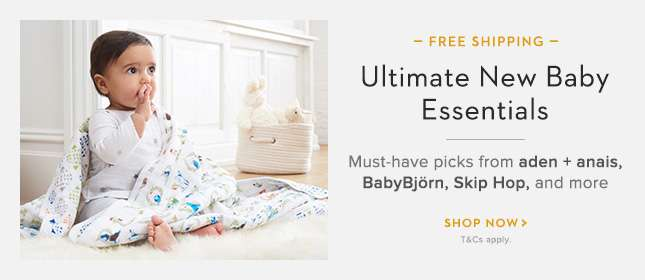 Ultimate New Baby Essentials
