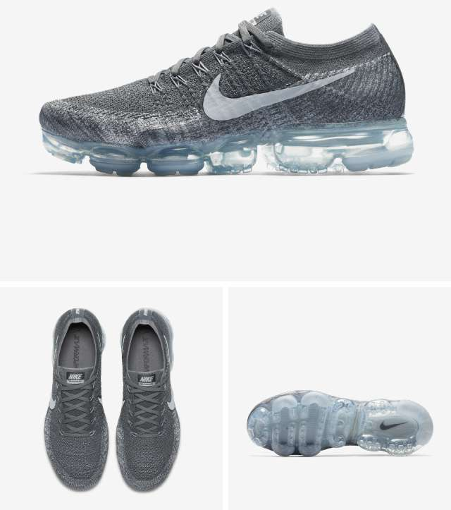 ab694bceea3b NIKE AIR VAPORMAX  ASPHALT  · Done up in dark neutrals and built to thrive  on blacktop boulevards. Limited quantities available.