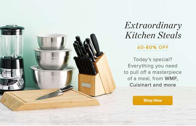 e324fb8b99b3 Gilt  Kitchen   tabletop steals  60-80% off on Gilt Home. Plus ...