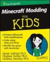 Minecraft Modding For Kids