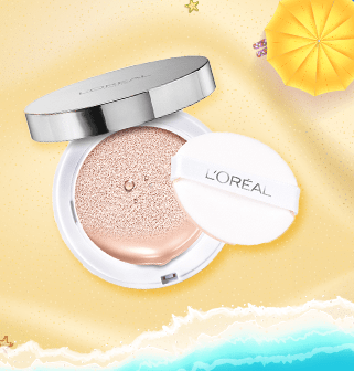 L'Oreal Cosmetics True Match Cushion Foundation. OFFER: Buy 3 for the price of 2!