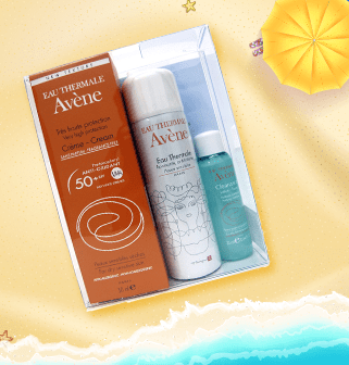 Avène skin protection products - From $29.90 only!