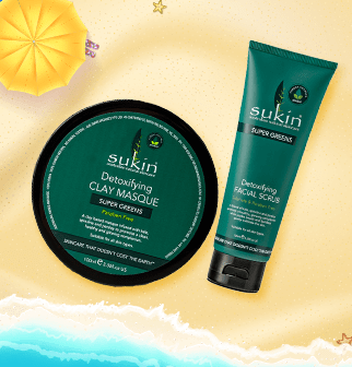 Sukin Body & Face Range - OFFER: From $9.70 only!