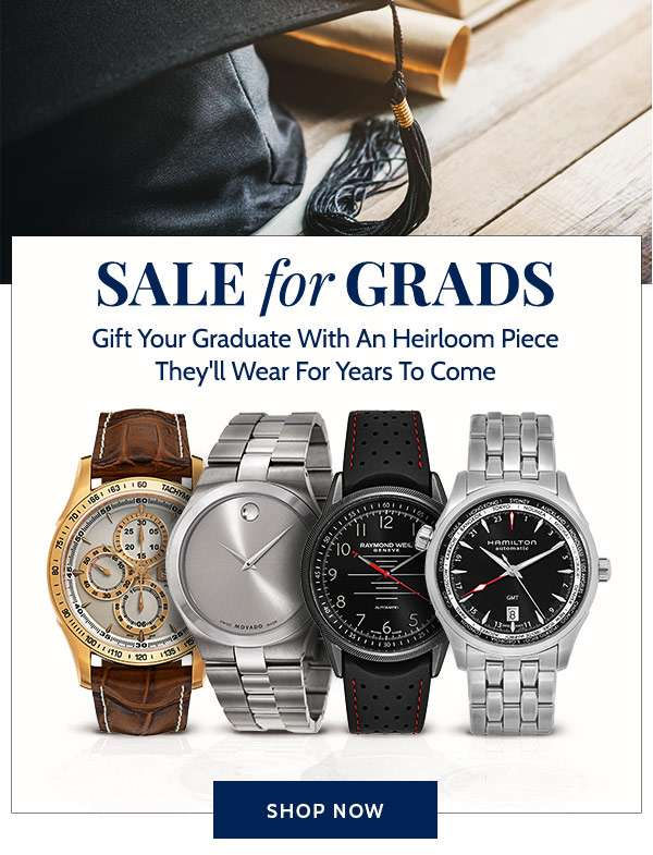 Celebrate Your Graduate With A Lasting Gift