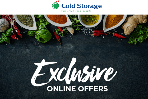 Exclusive online offers & Cold Storage] Youu0027re invited: Exclusive online offers for Waitrose ...