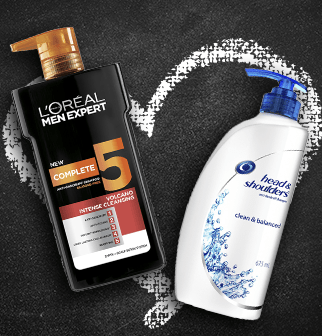 Anti-Dandruff Shampoos for Men. OFFER: Up to 32% off!