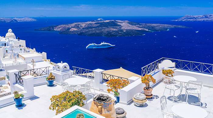 Search Hotels in Santorini