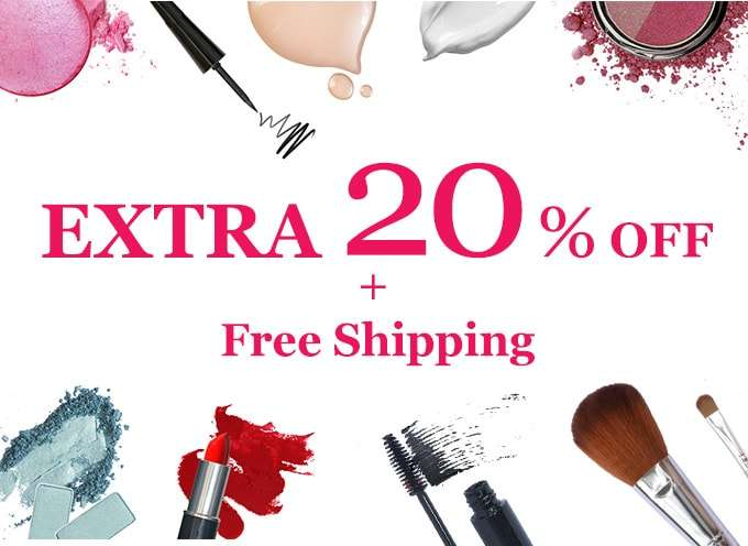 So happy to see you! We felt a connection. Did you? Here's an exclusive offer, for Your Eyes Only! Extra 20% Off + FREE Shipping. Offer ends 18 Jun 2017.