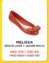 melissa space love + jason wu iii