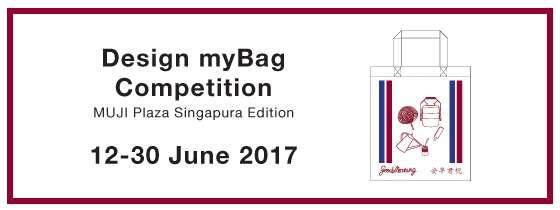 Design myBag Competition - MUJI Plaza Singapura Edition