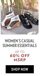 Womens Casual Footwear