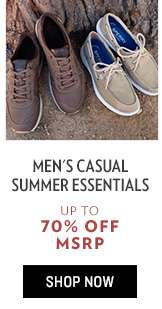 Mens Casual Footwear
