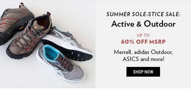 Active Footwear
