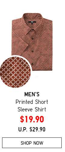Shop Men's Batik Motif Collection!