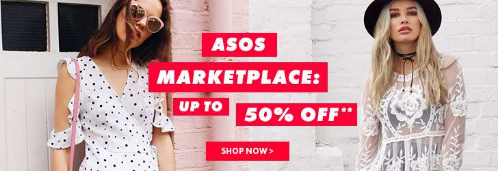 **Up to 50% off marketplace