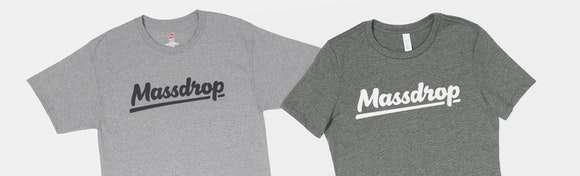 Massdrop Logo T-Shirt