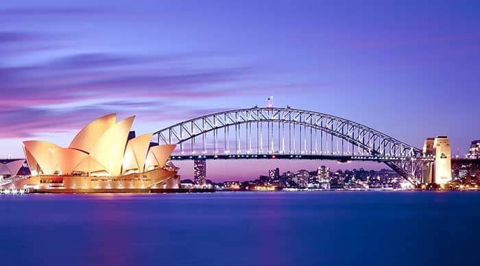 Search hotels in Sydney