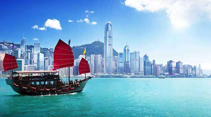 Find Hotels in Hong Kong