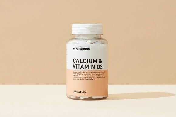 Calcium & Vitamin D3 Has Landed!