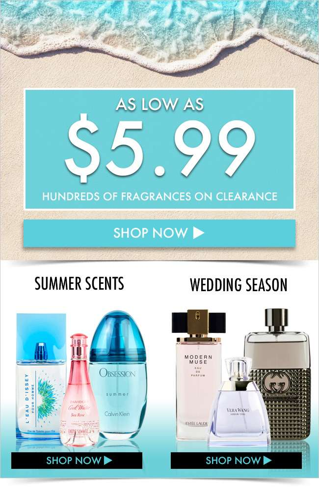 Clearance: As low as $5.99!