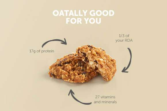 Exante Meal Replacement Flapjack