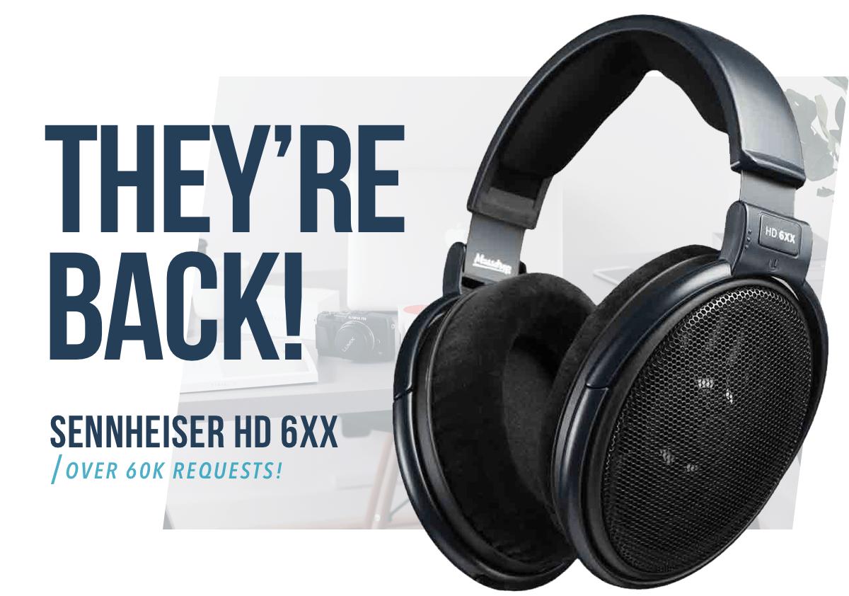 Sennheiser HD 6XX