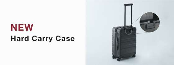 New & Improved Hard Carry Case