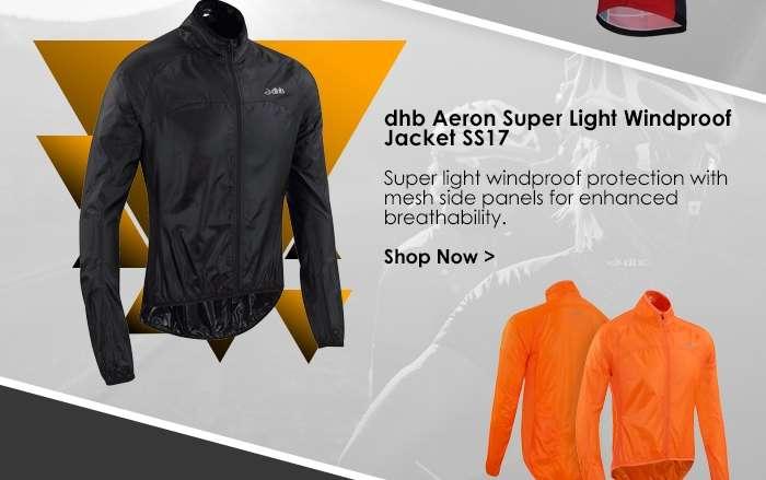 dhb Aeron Super Light Windproof Jacket SS17