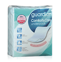 Guardian Adult Underpads