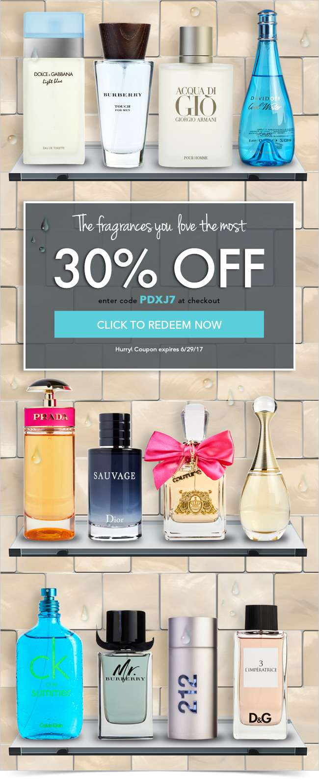 The fragrances you love the most