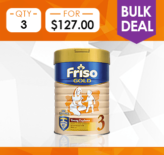 Friso Gold Stage 3 900g
