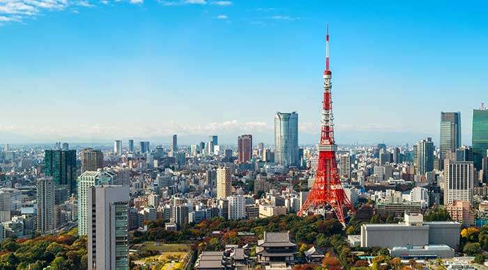 Search Hotels in Tokyo
