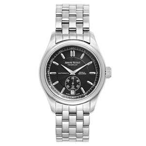 Men's Armand Nicolet Hunter Small Second Watch