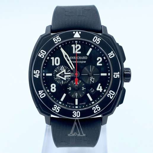 Men's  JeanRichard Aeroscope Watch