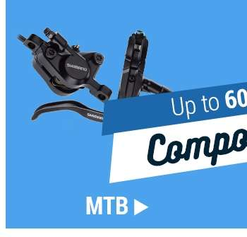 Up to 60% off MTB Components