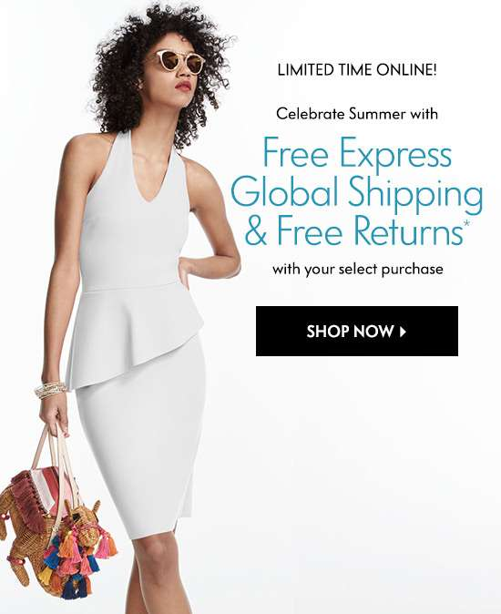 Free Express Global Shipping