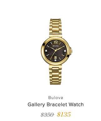 Gallery Bracelet Watch