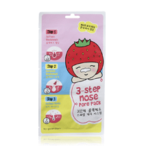 3 Step Nose Pore Pack 1s