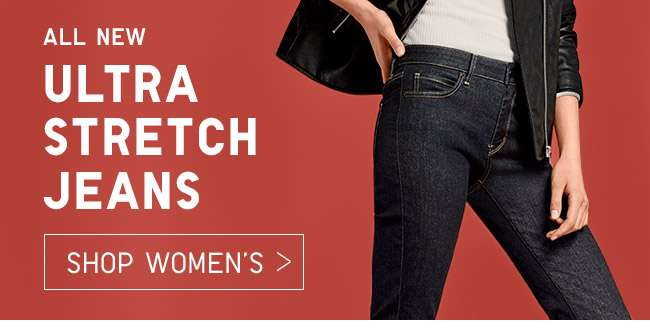 Shop Women's Ultra Stretch Jeans
