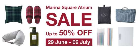 External Sale Event at Marina Square