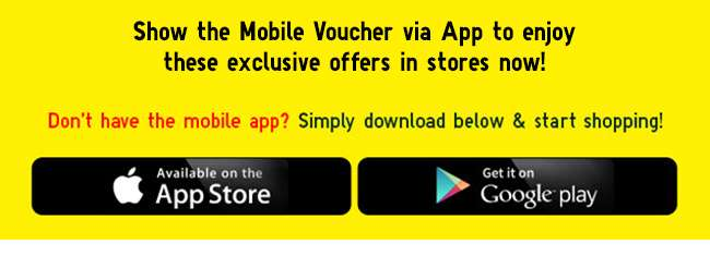 Download UNIQLO APP & get this offer in stores