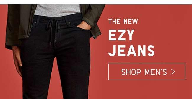 Shop Men's EZY Jeans