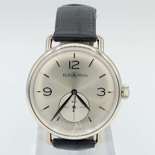 Men's  Bell and Ross WW1 Argentium Watch